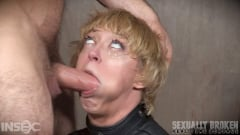 Dee Williams - Dee Williams in the hardest hour in Porn! Non-stop live action, brutal face fucking devastating! (Thumb 13)