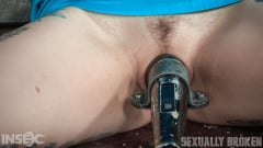 Draven Star - Draven Star is bound down, throated, fucked, abused with cock and made to cum over and over! (Thumb 05)