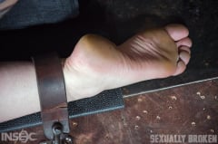 Draven Star - Draven Star is bound down, throated, fucked, abused with cock and made to cum over and over! (Thumb 13)