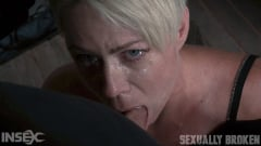 Helena Locke - Helena Locke loves being stuffed full of hard cock! Brutal throat fucking, crying and begging (Thumb 05)