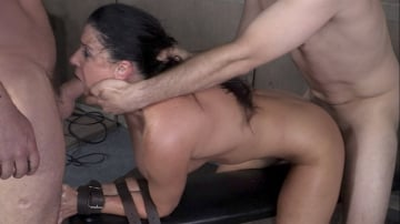 India Summer - India Summer's Recorded Live feed from May: Brutal bondage, fucking and deepthroating!