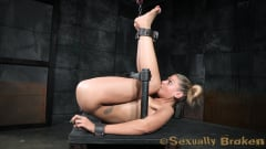 Stevie Smith - Sexy Stevie Smith gets the Sexuallybroken treatment, squirting, rough sex and deepthroat! (Thumb 04)