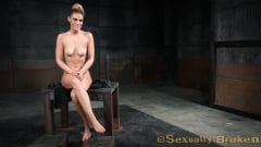 Stevie Smith - Sexy Stevie Smith gets the Sexuallybroken treatment, squirting, rough sex and deepthroat! (Thumb 15)