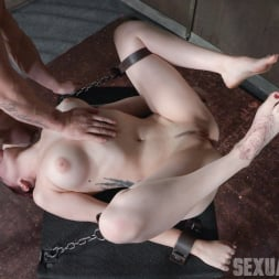 Amber Ivy in 'Insex' is bound down and brutal throated and fucked to screaming orgasms! Hard rough sex! (Thumbnail 12)