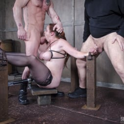 Bella Rossi in 'Insex' BaRS Part 1: Big titted girl next door, brutally face fucked and made to orgasm! (Thumbnail 1)