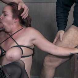Bella Rossi in 'Insex' BaRS Part 1: Big titted girl next door, brutally face fucked and made to orgasm! (Thumbnail 6)