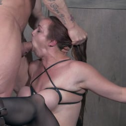 Bella Rossi in 'Insex' BaRS Part 1: Big titted girl next door, brutally face fucked and made to orgasm! (Thumbnail 7)