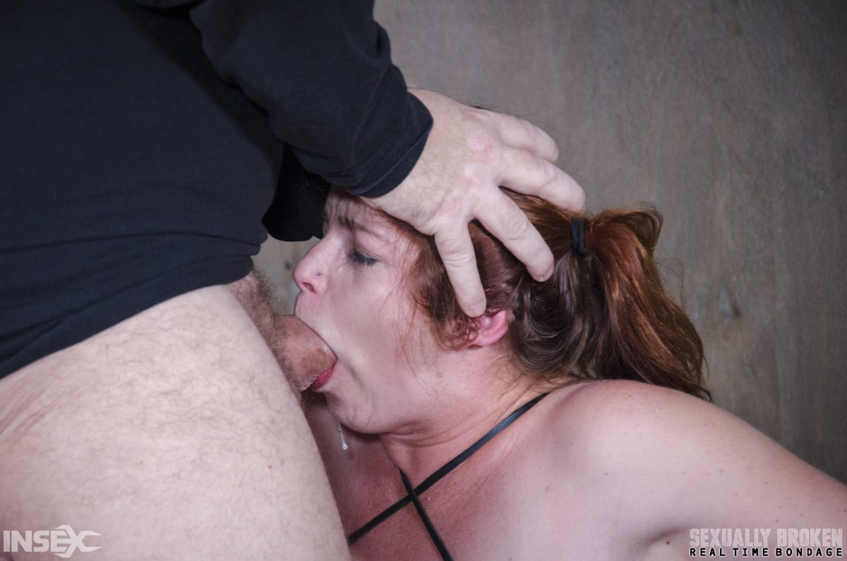 Insex 'BaRS Part 1: Big titted girl next door, brutally face fucked and made to orgasm!' starring Bella Rossi (Photo 9)
