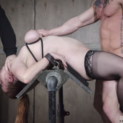Bella Rossi in 'Insex' BaRS Part 2: Busty Bella Beautifully Bound Backwards Beaten with Boners! (Thumbnail 1)