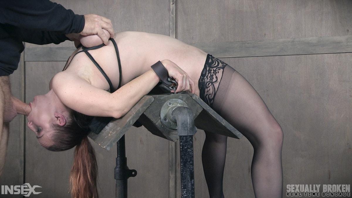 Insex 'BaRS Part 2: Busty Bella Beautifully Bound Backwards Beaten with Boners!' starring Bella Rossi (Photo 2)