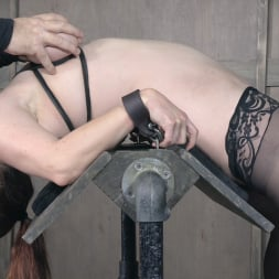 Bella Rossi in 'Insex' BaRS Part 2: Busty Bella Beautifully Bound Backwards Beaten with Boners! (Thumbnail 3)