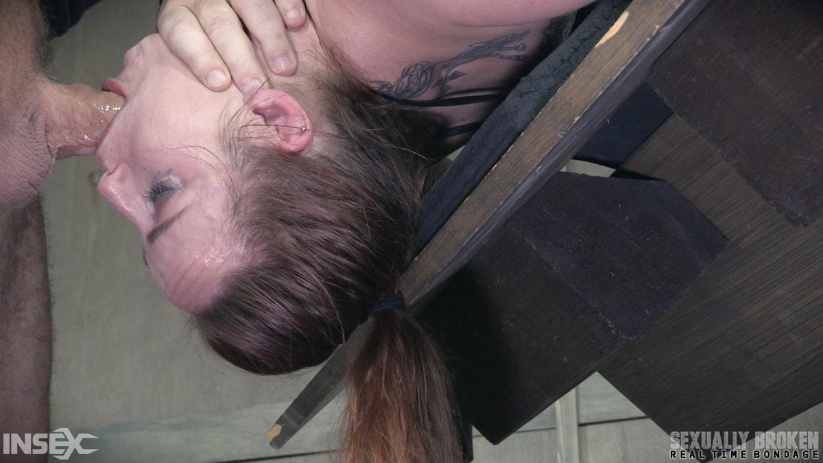 Insex 'BaRS Part 2: Busty Bella Beautifully Bound Backwards Beaten with Boners!' starring Bella Rossi (Photo 6)