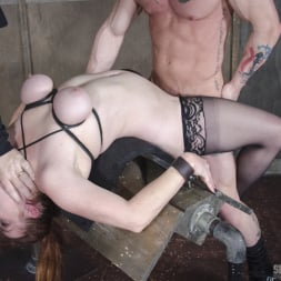 Bella Rossi in 'Insex' BaRS Part 2: Busty Bella Beautifully Bound Backwards Beaten with Boners! (Thumbnail 9)