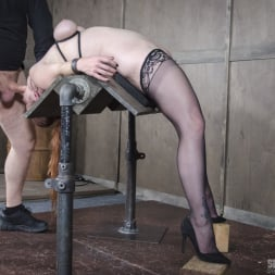 Bella Rossi in 'Insex' BaRS Part 2: Busty Bella Beautifully Bound Backwards Beaten with Boners! (Thumbnail 10)
