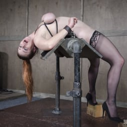 Bella Rossi in 'Insex' BaRS Part 2: Busty Bella Beautifully Bound Backwards Beaten with Boners! (Thumbnail 15)
