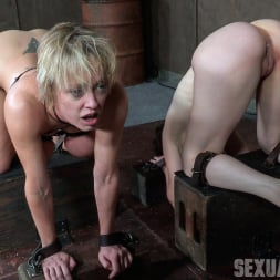 Dee Williams in 'Insex' Bonnie Day and Dee Williams are tag teamed to destruction. Both girls are roughly fucked to the ground (Thumbnail 15)