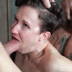 Dee Williams in 'Insex' Bonnie Day and Dee Williams both bound and cumming on a sybian while brutally face fucked! (Thumbnail 7)