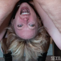 Dee Williams in 'Insex' Bonnie Day and Dee Williams bound in a Sexually Broken Sixty Nine. Brutal face and pussy fucking! (Thumbnail 7)
