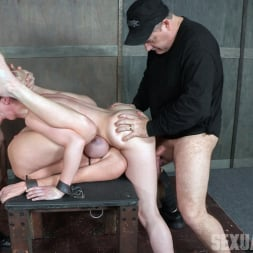 Dee Williams in 'Insex' Bonnie Day and Dee Williams bound in a Sexually Broken Sixty Nine. Brutal face and pussy fucking! (Thumbnail 11)