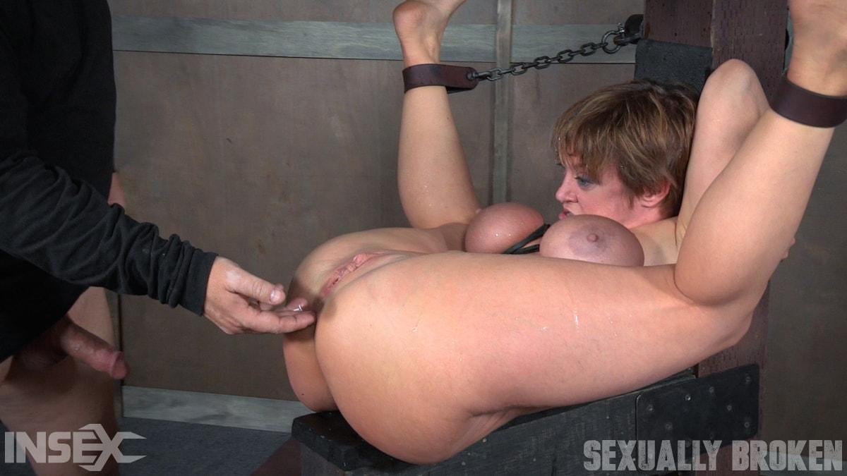 Sexually Broken Bondage Squirt