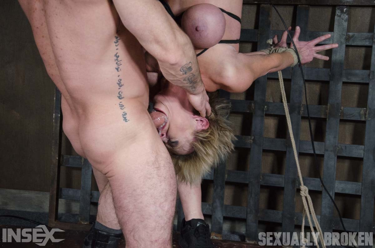 Insex 'shows you what it's like when a legendary bondage model becomes a porn star!' starring Dee Williams (Photo 1)