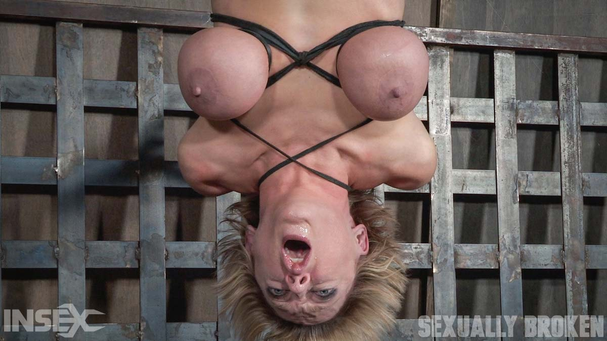 Insex 'shows you what it's like when a legendary bondage model becomes a porn star!' starring Dee Williams (Photo 15)