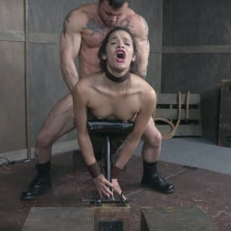 Eden Sin in 'Insex' BaRS part 2: Edin is put on the board of destruction. Brutal fucking, and deepthroating! (Thumbnail 7)