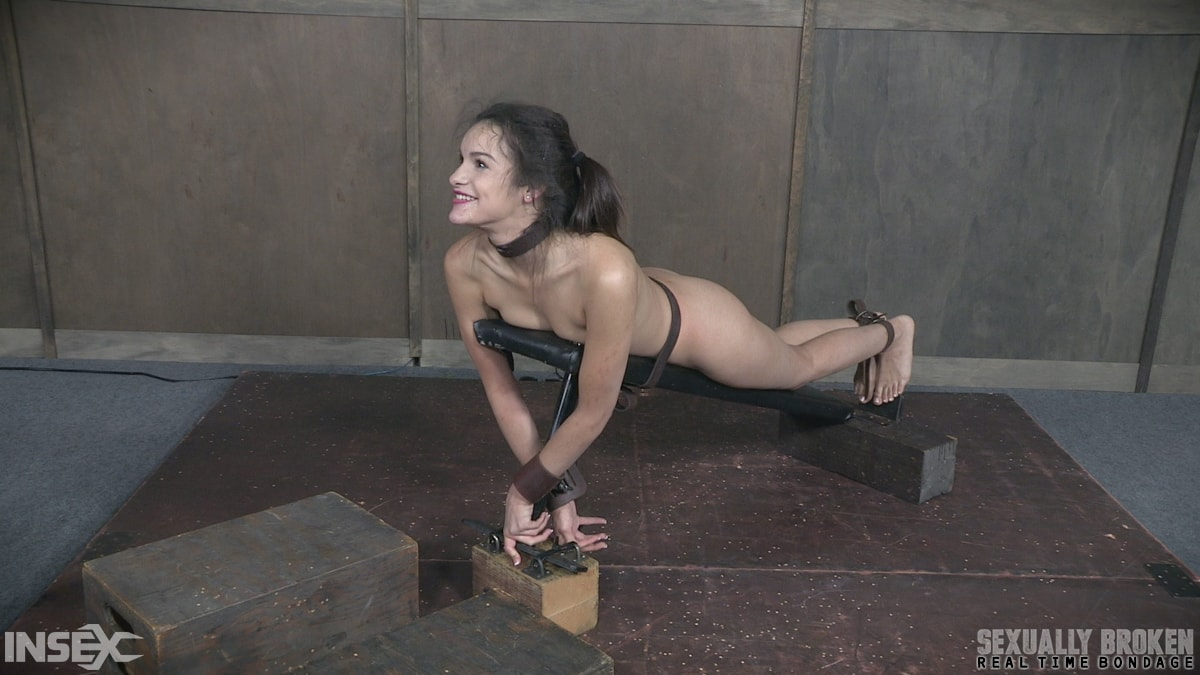 Insex 'BaRS part 2: Edin is put on the board of destruction. Brutal fucking, and deepthroating!' starring Eden Sin (Photo 15)