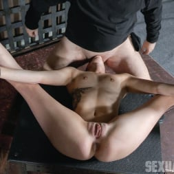 Eden Sin in 'Insex' is ravaged, throated, made to squirt, made to sceam, mad to cum over and over, while bound! (Thumbnail 12)