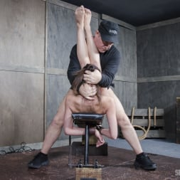Eden Sin in 'Insex' Edsen Sin BaRS part 3: Tiny little slut is belted down and brutally fucked to several orgasms! (Thumbnail 8)