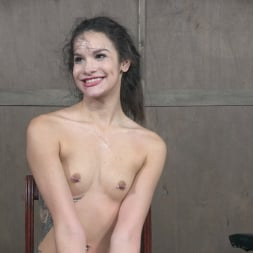 Eden Sin in 'Insex' Edsen Sin BaRS part 3: Tiny little slut is belted down and brutally fucked to several orgasms! (Thumbnail 11)
