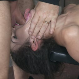 Eden Sin in 'Insex' Edsen Sin BaRS part 3: Tiny little slut is belted down and brutally fucked to several orgasms! (Thumbnail 12)