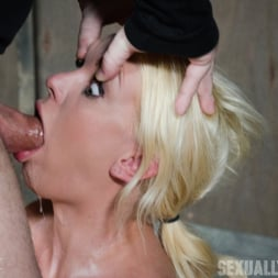 Kenzie Taylor in 'Insex' Gorgeous Blond Kenzie Taylor gets facesat and throat fucked! (Thumbnail 5)
