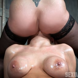 Kenzie Taylor in 'Insex' Gorgeous Blond Kenzie Taylor gets facesat and throat fucked! (Thumbnail 8)