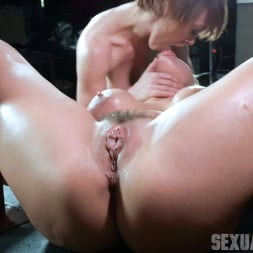 Kenzie Taylor in 'Insex' is bound, pussy smothered, ass smothered, deepthroated and fucked to orgasms! (Thumbnail 9)