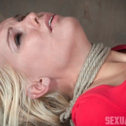 Kenzie Taylor in 'Insex' is bound and helpless, while getting face fucked and pounded to several screaming O's (Thumbnail 4)