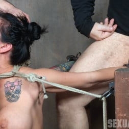 Lily Lane in 'Insex' Lily lane is destroyed by a brutal face fucking, while being made to cum over and over! (Thumbnail 9)