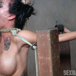 Lily Lane in 'Insex' Lily lane is destroyed by a brutal face fucking, while being made to cum over and over! (Thumbnail 12)
