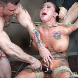 Lily Lane in 'Insex' Lily lane is destroyed by a brutal face fucking, while being made to cum over and over! (Thumbnail 15)
