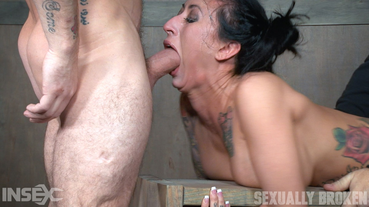 Insex 'Lily lane the hottest ALT girl in porn, is devastated by rough sex and cock. Brutal destruction!' starring Lily Lane (Photo 7)