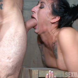 Lily Lane in 'Insex' Lily lane the hottest ALT girl in porn, is devastated by rough sex and cock. Brutal destruction! (Thumbnail 7)