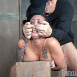 Lily Lane in 'Insex' Lily lane the hottest ALT girl in porn, is devastated by rough sex and cock. Brutal destruction! (Thumbnail 9)