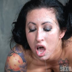 Lily Lane in 'Insex' Lily lane the hottest ALT girl in porn, is devastated by rough sex and cock. Brutal destruction! (Thumbnail 14)