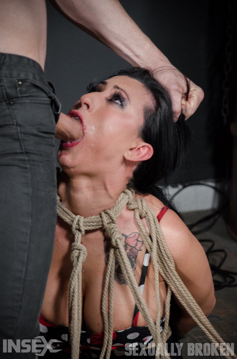 Insex 'Roped N' Rammed' starring Lily Lane (photo 2)