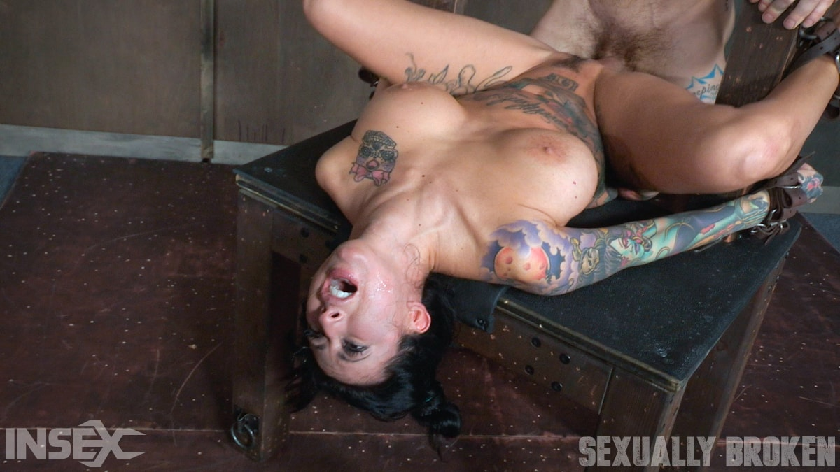 Insex 'Who's the best ALT performer in the industry. We think it's Lilly Lane, we love fucking up this girl' starring Lily Lane (Photo 8)