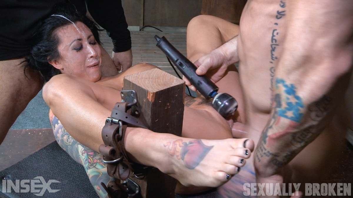 Insex 'Who's the best ALT performer in the industry. We think it's Lilly Lane, we love fucking up this girl' starring Lily Lane (Photo 10)