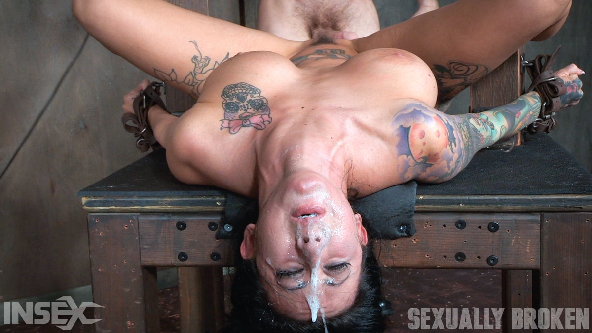 Insex 'Who's the best ALT performer in the industry. We think it's Lilly Lane, we love fucking up this girl' starring Lily Lane (Photo 13)