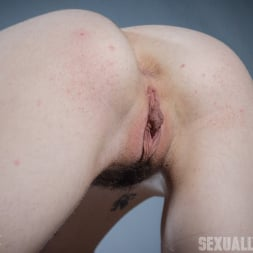 Lydia Black in 'Insex' is a tiny spinner with a velvet throat and tiny pussy. Huge cock destruction incoming! (Thumbnail 5)