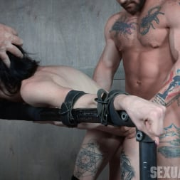Lydia Black in 'Insex' is a tiny spinner with a velvet throat and tiny pussy. Huge cock destruction incoming! (Thumbnail 7)