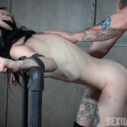 Lydia Black in 'Insex' is a tiny spinner with a velvet throat and tiny pussy. Huge cock destruction incoming! (Thumbnail 13)